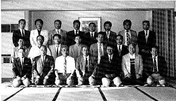 愛知県魚介類加工食料品荷受組合の設立