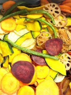 日本の野菜極